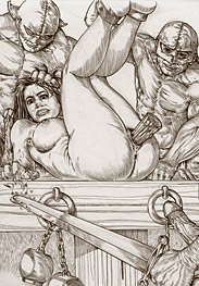 King's ransom - a filthy fuck-hole to get stuffed with dick over and over again by Leo Ranardo