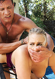 The Dirty Deal 2 - Angel Allwood refuses to submit to a rival drug cartel by Sex and submission